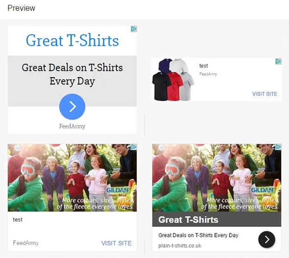 Google Responsive Ads Aar Kay Ad