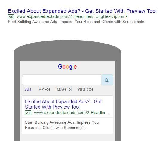 Google Text Ads Aar Kay Ad
