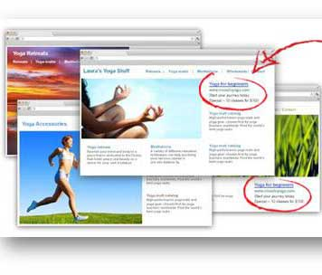 Google Image Ads with Extension Aar Kay Ad