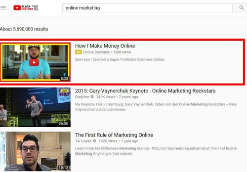 Youtube Video Discovery Ads Aar Kay Ad