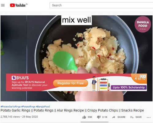 Youtube Overlays and Banners Ads Aar Kay Ad